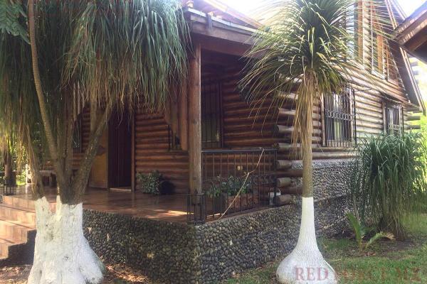 Foto de casa en venta en  , cadereyta, cadereyta jiménez, nuevo león, 7069317 No. 01