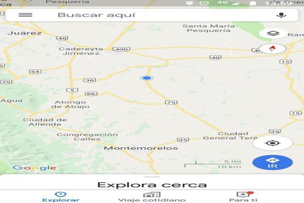 Foto de terreno habitacional en venta en  , cadereyta jimenez centro, cadereyta jiménez, nuevo león, 14037918 No. 10