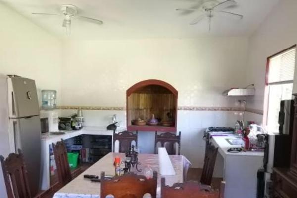 Foto de casa en venta en  , cadereyta jimenez centro, cadereyta jiménez, nuevo león, 17240626 No. 11