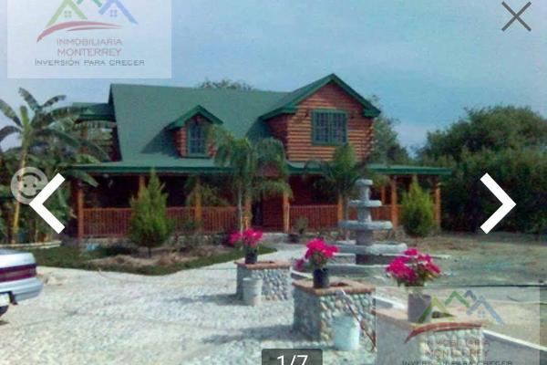 Foto de casa en venta en  , cadereyta jimenez centro, cadereyta jiménez, nuevo león, 17270710 No. 01