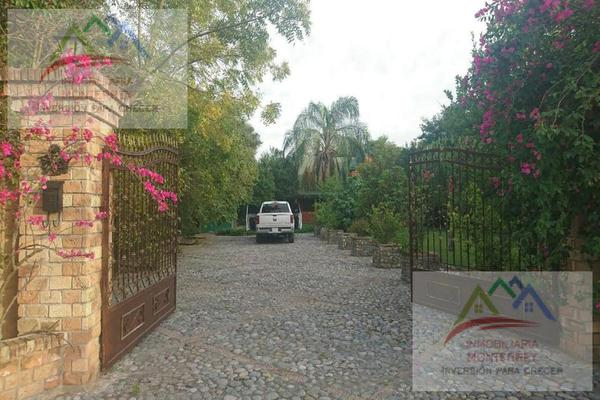 Foto de casa en venta en  , cadereyta jimenez centro, cadereyta jiménez, nuevo león, 17270710 No. 23