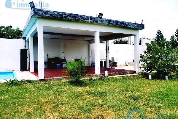 Foto de casa en venta en  , cadereyta jimenez centro, cadereyta jiménez, nuevo león, 17524830 No. 08