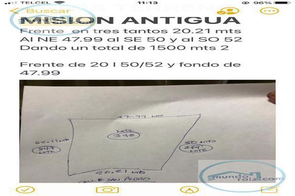 Foto de terreno habitacional en venta en  , cadereyta jimenez centro, cadereyta jiménez, nuevo león, 20299681 No. 05