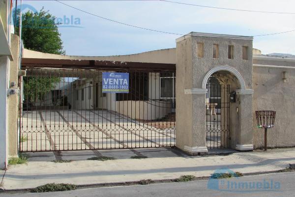 Foto de casa en venta en  , cadereyta jimenez centro, cadereyta jiménez, nuevo león, 8109615 No. 01