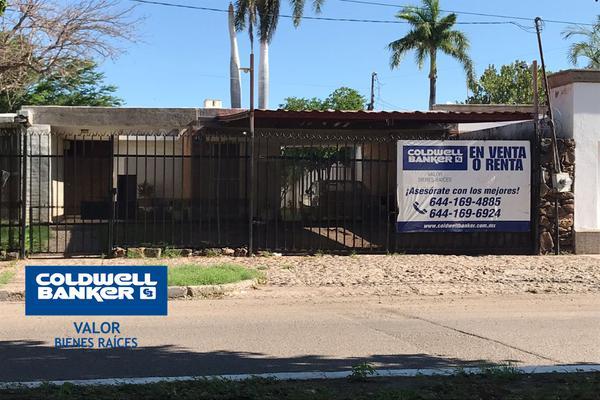 Foto de casa en venta en cajeme #811 poniente entre 5 de febrero y sinaloa , zona norte, cajeme, sonora, 5638184 No. 02