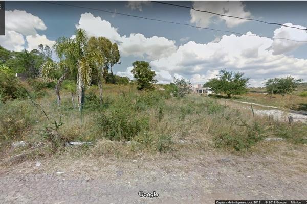 Foto de terreno habitacional en venta en  , cajititlán, tlajomulco de zúñiga, jalisco, 5345132 No. 01