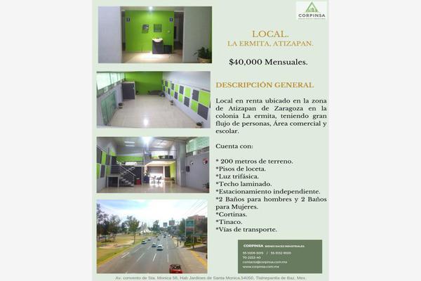 Foto de local en renta en calacoaya 48, la ermita, atizapán de zaragoza, méxico, 8862606 No. 03