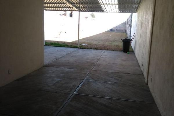 Foto de casa en venta en  , san cristóbal huichochitlán, toluca, méxico, 4480006 No. 20