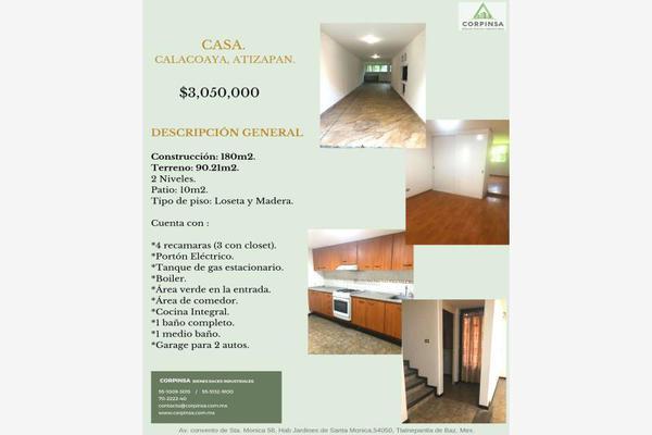 Foto de casa en venta en  , calacoaya, atizapán de zaragoza, méxico, 8860932 No. 09