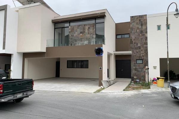 Foto de casa en venta en calandria 100, la joya privada residencial, monterrey, nuevo león, 10077673 No. 01