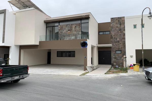 Foto de casa en venta en calandrias 1, la joya privada residencial, monterrey, nuevo león, 10077673 No. 01