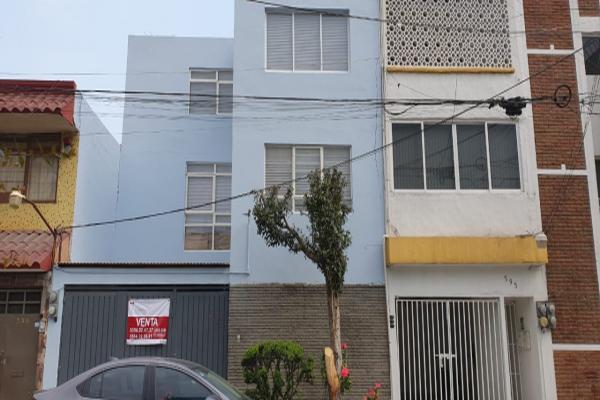 Foto de casa en venta en caldas 607, valle del tepeyac, gustavo a. madero, df / cdmx, 17990245 No. 01