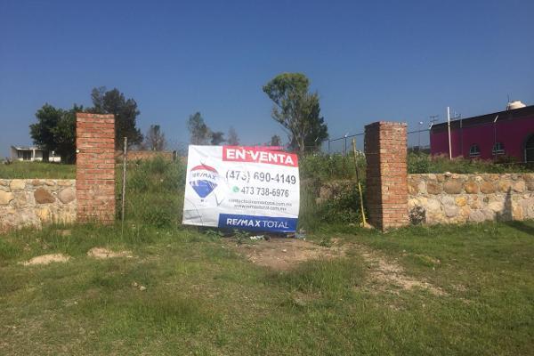 Foto de terreno habitacional en renta en calera de cuatro vientos , silao centro, silao, guanajuato, 8867321 No. 01