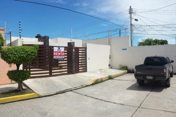 Foto de casa en renta en  , caleta, carmen, campeche, 7961322 No. 03
