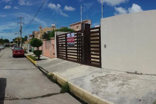 Foto de casa en renta en  , caleta, carmen, campeche, 7961322 No. 04