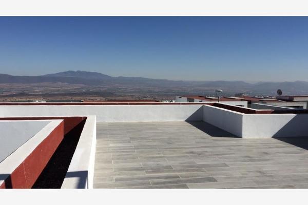 Foto de casa en venta en califa 144, desarrollo habitacional zibata, el marqués, querétaro, 4424095 No. 18