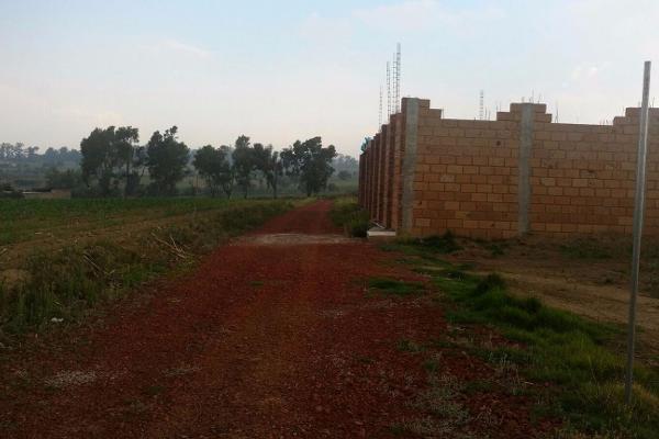 Foto de terreno habitacional en venta en  , calimaya, calimaya, méxico, 3425273 No. 04