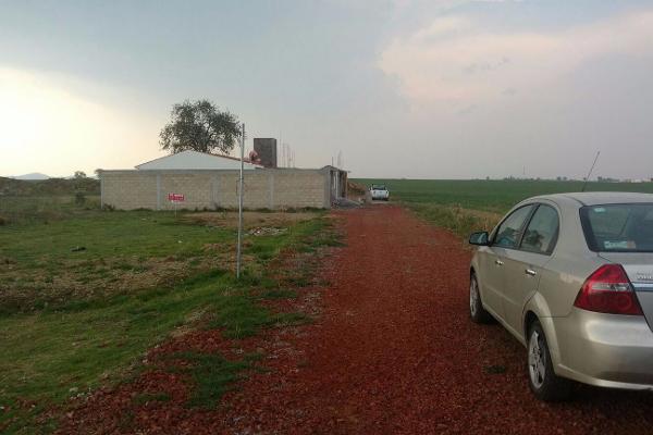 Foto de terreno habitacional en venta en  , calimaya, calimaya, méxico, 3425273 No. 06