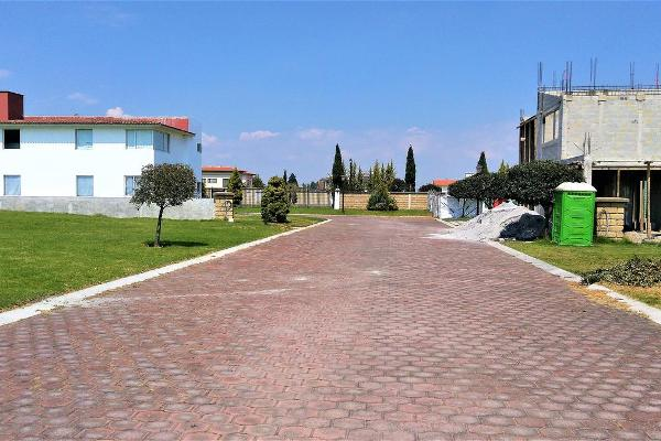 Foto de terreno habitacional en venta en  , calimaya, calimaya, méxico, 8883160 No. 04