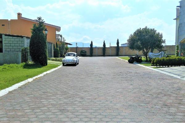 Foto de terreno habitacional en venta en  , calimaya, calimaya, méxico, 8883160 No. 05
