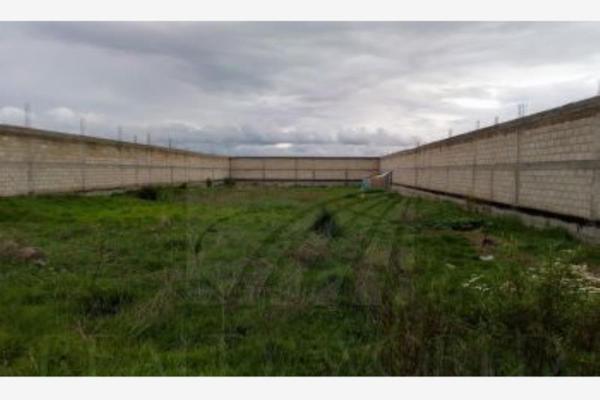 Foto de terreno habitacional en venta en calle 0 00, san miguel totocuitlapilco, metepec, méxico, 5448263 No. 01