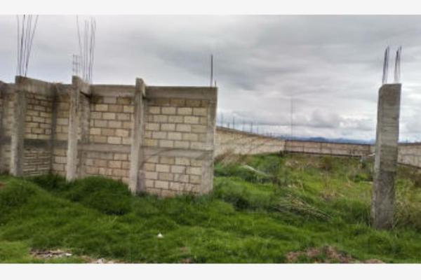 Foto de terreno habitacional en venta en calle 0 00, san miguel totocuitlapilco, metepec, méxico, 5448263 No. 04