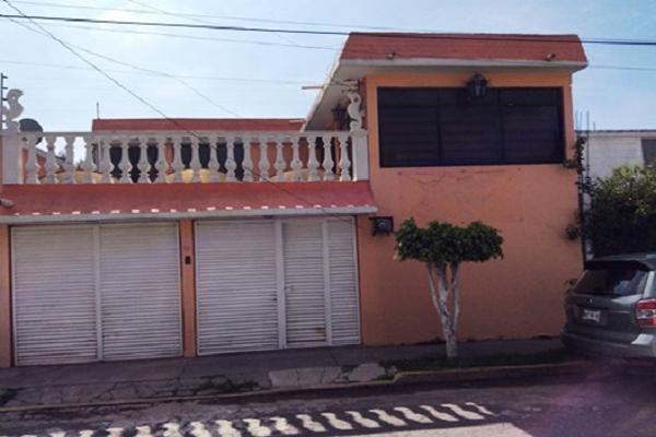 Foto de casa en venta en calle 1 , lote 105 (ébano), tultitlán, méxico, 5678529 No. 01