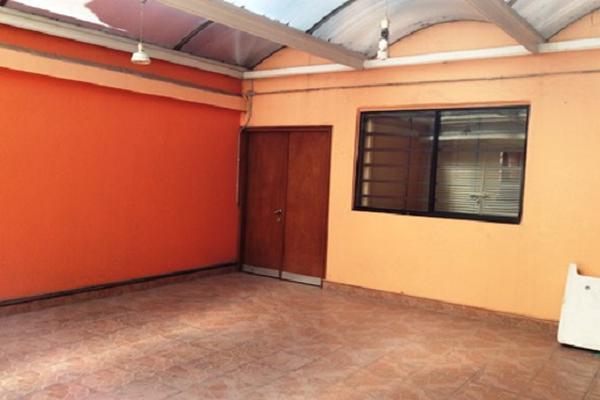 Foto de casa en venta en calle 1 , lote 105 (ébano), tultitlán, méxico, 5678529 No. 03