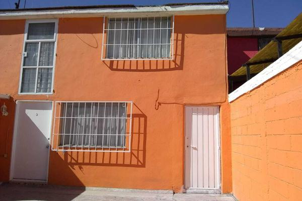 Foto de casa en renta en calle 1 ma. 1 lt. 9 casa 19 , immex ii, tultitlán, méxico, 19422380 No. 02