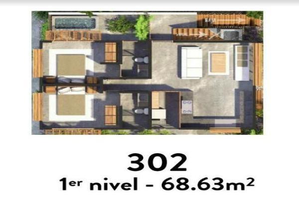 Foto de departamento en venta en calle 10 avenida sur región 12 manzana 923 , tulum centro, tulum, quintana roo, 7487864 No. 12