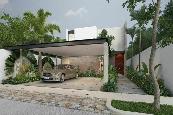 Foto de casa en venta en calle 10 , cholul, mérida, yucatán, 20576716 No. 01