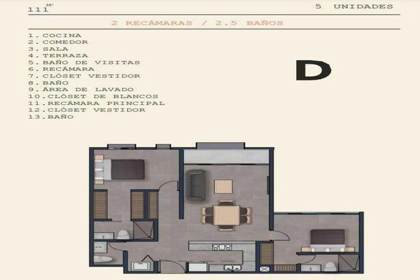 Foto de departamento en venta en calle 10 , montebello, mérida, yucatán, 20673805 No. 16