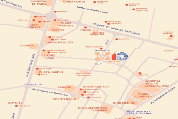 Foto de departamento en venta en calle 10 , montebello, mérida, yucatán, 20673805 No. 17