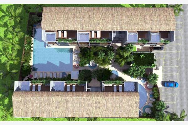Foto de departamento en venta en calle 11 sur manzana 5 entre avenida guardianes mayas y calle 8 lote 17 7 18, la veleta, tulum, quintana roo, 8867186 No. 09