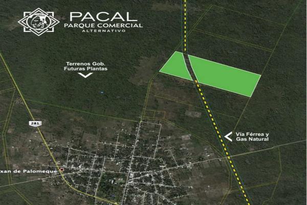 Foto de terreno industrial en venta en calle 12 , texan palomeque, hunucmá, yucatán, 19638709 No. 07