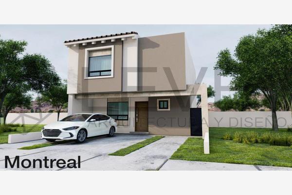 Foto de casa en venta en calle 14 1, morelos, saltillo, coahuila de zaragoza, 10081831 No. 01