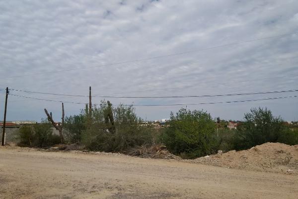 Foto de terreno habitacional en venta en calle 14 , el centenario, la paz, baja california sur, 5665571 No. 01