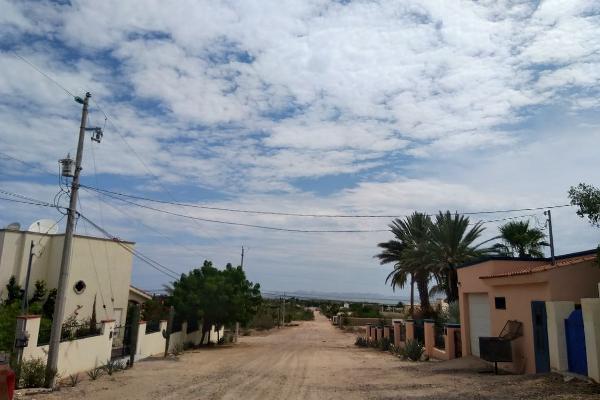 Foto de terreno habitacional en venta en calle 14 , el centenario, la paz, baja california sur, 5665571 No. 02