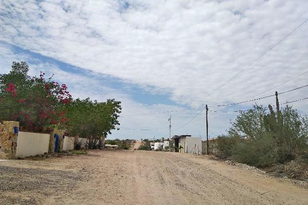 Foto de terreno habitacional en venta en calle 14 , el centenario, la paz, baja california sur, 5665571 No. 04