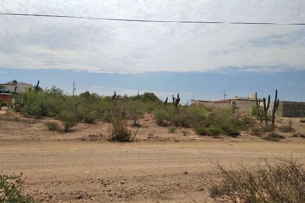 Foto de terreno habitacional en venta en calle 14 , el centenario, la paz, baja california sur, 5665571 No. 05