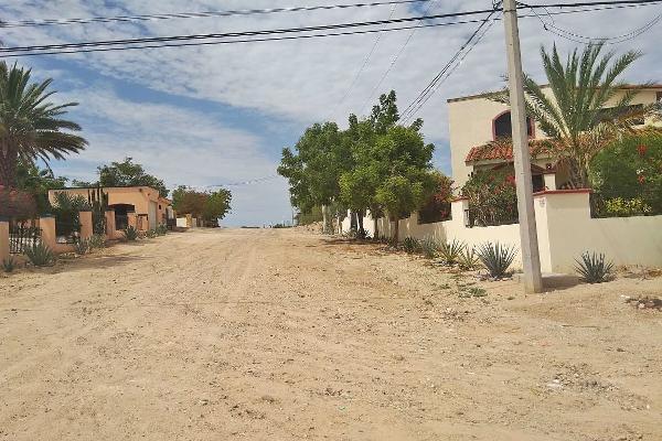 Foto de terreno habitacional en venta en calle 14 , el centenario, la paz, baja california sur, 5665571 No. 06