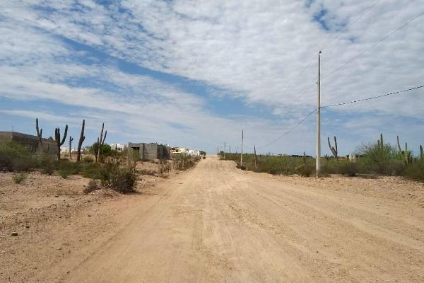 Foto de terreno habitacional en venta en calle 14 , el centenario, la paz, baja california sur, 5665571 No. 08