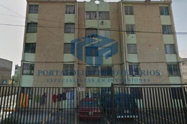 Foto de departamento en venta en calle 15 0, santiago atepetlac, gustavo a. madero, df / cdmx, 5729886 No. 01