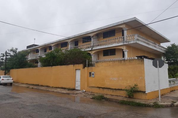 Foto de edificio en venta en calle 15 , méxico oriente, mérida, yucatán, 17967312 No. 01