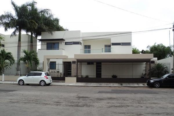 Foto de casa en venta en calle 15 x 20 y 22 , montecristo, mérida, yucatán, 0 No. 01