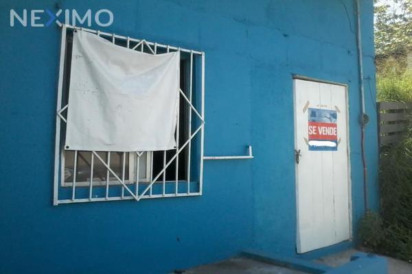 Foto de terreno industrial en venta en calle 16 , agustín acosta lagunes, veracruz, veracruz de ignacio de la llave, 8235428 No. 01
