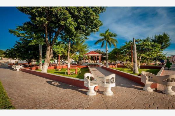 Foto de terreno habitacional en venta en calle 17 , sisal, hunucmá, yucatán, 8336692 No. 05