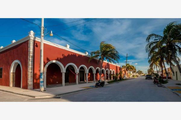 Foto de terreno habitacional en venta en calle 17 , sisal, hunucmá, yucatán, 8336692 No. 06