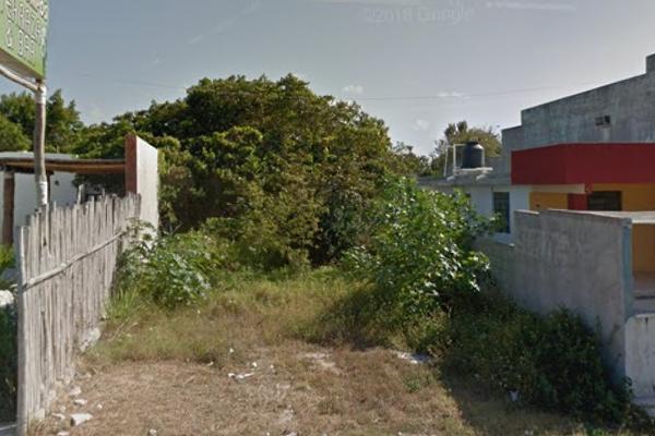 Foto de terreno industrial en venta en calle 19 400, chicxulub, chicxulub pueblo, yucatán, 6149884 No. 01