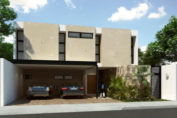 Foto de casa en venta en calle 19 , dzitya, mérida, yucatán, 8293206 No. 01
